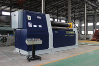 CNC 4 Roll Plate Rolling Forming Machine (TXW12-30X2500)