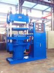 4 Column Automatic Rubber Vulcanizing Press (Y130/420X420)