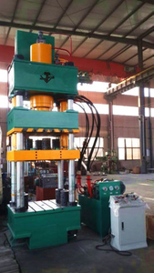 Four Columns Double Action Hydraulic Drawing Press for Forging (Y28-150/200)