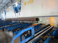 CNC Tandem Hydraulic Press Brake for Light Pole (2-WE67K-300/6000)