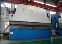 Heavy-duty CNC Sychro Press Brake for Metal Plate (WE67K-1000t/12000mm)