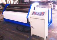 Rolling Machine for Roll 8mm Thick Sheet (W11F-8X1550)