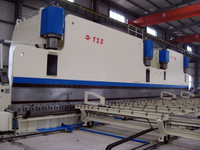 CNC Tandem Press Brake (WE67K-1000/10000+600/6000)