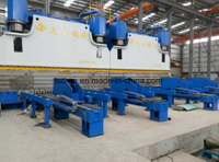 CNC Hyraulic Tandem Press Brake (2-WE67K-1600/6000)