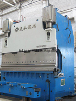 800t/5m Large CNC Hydraulic Press Brake (WE67K-800t/5000mm)