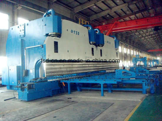 Digital Hydraulilc Tandem Press Brake (2-WE67K-800/6000)