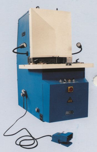 Right Angle Notching Machine (90 degree, 6mm mild steel)