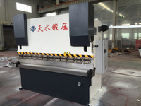170t NC Press Brake in Sheet Bending Machine (WH67Y-170/4100)