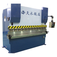 110t Mini NC Metal Press Brake (WH67Y-110/3100)