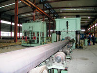 Calibration Press for Pipe